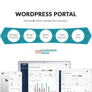 WordPress Portal