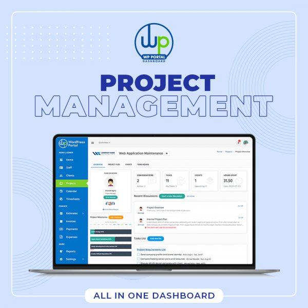 WP Portal Dashboard
