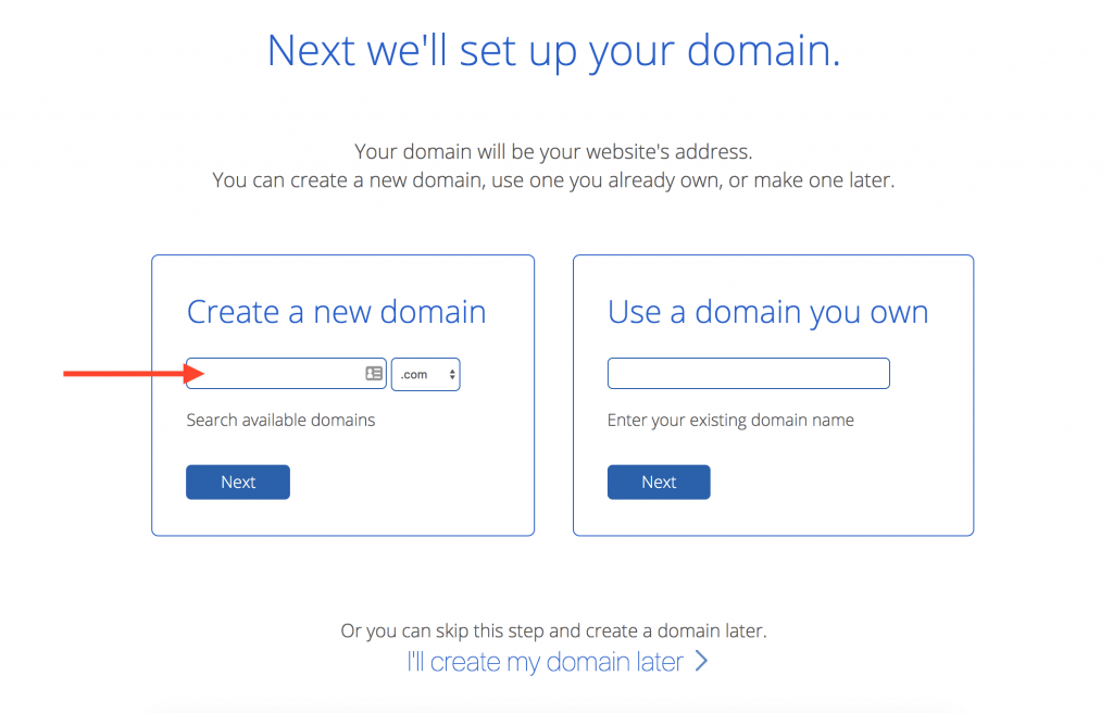 Bluehost Add Domain