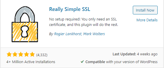 Add a Free SSL Certificate to WordPress Website