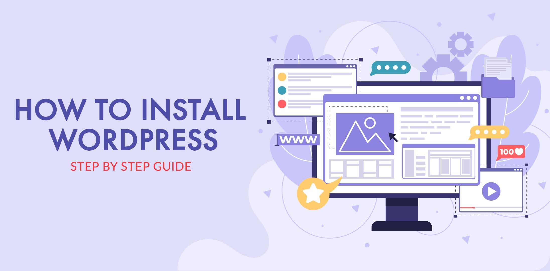 How to Install WordPress Blog Header